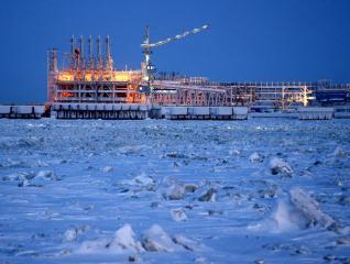 Участие «Северстали» в реализации проекта «Арктик СПГ 2» продолжается: предприятие отправило в «Новатэк» очередную партию уникальных труб