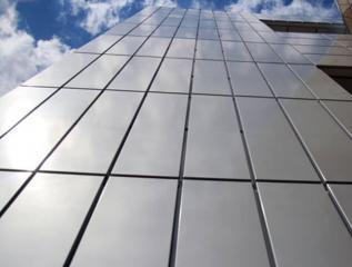 РУСАЛ приступил к развитию рынка анодированных алюминиевых фасадных панелей